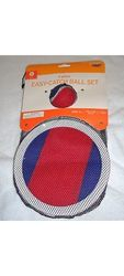 Liberty Velcro Toss and Catch Sports Game Set for Kids with Grip Mitts