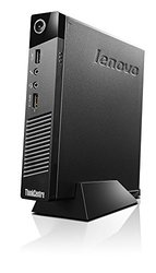 Lenovo 10AA005EUS ThinkCentre M93p 10AA - Tiny desktop - 1 x Core i5 4590T / 2 GHz - RAM 4 GB - HDD 500 GB - HD Graphics 4600 - GigE, WiFi - WLAN : Wi-Fi - Windows 7 Pro 64-bit / Windows 8.1 Pro 64-bit downgrade - pre-installed: Windows 7 - vPro - Monitor