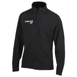 NCAA Washington Huskies Summit Soft Shell Jacket, Small, Black