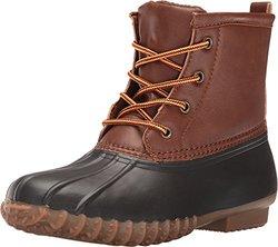 Esprit Wanda Boot: Brown/8