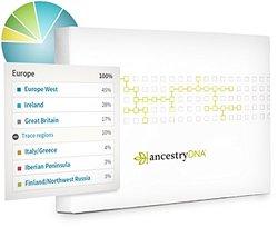 Ancestry DNA Advance Genetic Testing DNA Test