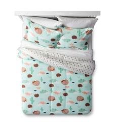 Lolli Living Prairie Garden Comforter Set - Multi - Size: Full Queen