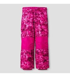 C9 Champion Girls' Snow Pants - Pink Fleck - Size: XL