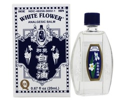 White Flower Analgesic Oils - 048256000078