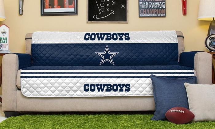 Nfc Nfl Furniture Protectors Dallas Cowboys Sofa