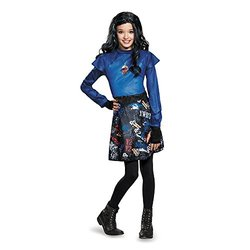 Descendants Isle of the Lost Evie Child Costume - Multi -Size: Large 10-12