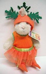 "Hoppy Vanderhare A Salad Ballad ""Waltz of the Vegetables"" Kids Toy -Orange"