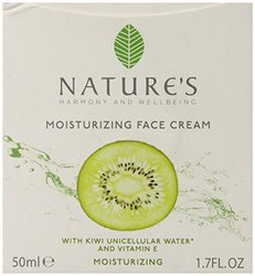 Nature's Moisturizing Face Cream, 1.7 Ounce