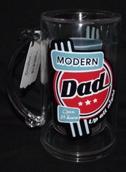 Laid Back CS13031 Modern Dad Tankard, 14-Ounce