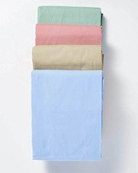 RMS Oversized Hospital Bed Sheet Set (Rusty Rose)