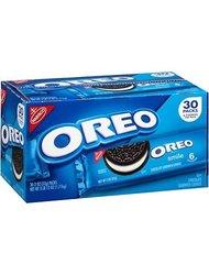 Oreo Nabisco Chocolate Sandwich Cookies 30 Pcks 2 Oz