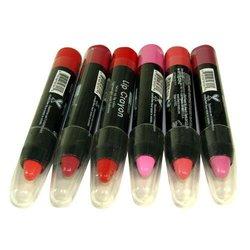 Jennifer Lopez - 6 Creamy Lip Crayon Twist Up Jumbo Lip Pencils - Assorted