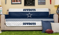 "Pegasus Home NFL New York Giants Sofa Slipcover - Size: 75"" x 110"""