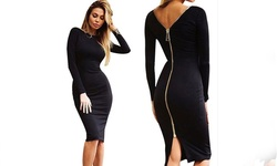 Leo Rosi Women's Victoria Dress - Black - Size: Medium