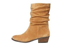 Jessica Simpson Women's Gilford Dakota Split Suede Boot - Tan - Size: 7.5