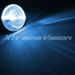 XtremeVision 35W HID Xenon Conversion Light Kit w/ Premium Slim Ballast