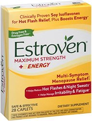 Estroven Maximum Strength Dietary Supplement caplets 28