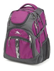 High Sierra Access Backpack - Berry Blast/Mercury