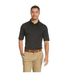 C9 Champion Men's Short Sleeve Polo Shirt - Ebony - Size: Medium
