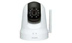 D-Link Pan and Tilt WiFi Surveillance Camera - White