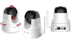 D-Link HD Pan & Tilt Wi-Fi Camera - White (DCS-5222L)