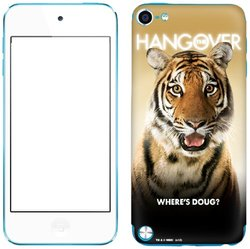 Zing Revolution The Hangover Premium Vinyl Adhesive Skin for iPod touch 5G, Tiger
