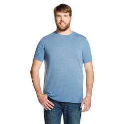 Mossimo Men's Short Sleeve T-Shirt - Blue Juice - Size: XLT