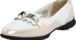 Callaway Women's Koko Golf Shoes - White/Bone - Size: 10 M US