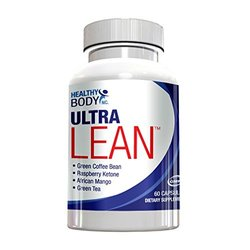 Ultra Lean 60 Ct. for Weight Loss, Green Coffee Bean Extract, Raspberry Ketone, African Mango, and Green Tea. 4 in 1 Ultimate Fat Fighting Product. Four of the best weight loss products together in 1 pill.