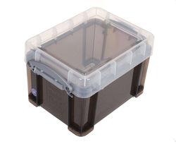 Really Useful .3L Storage Box - Smoke