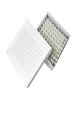Alkali Scientific Cardboard Freezer Box with 16 Divided Cell - White