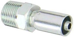 Eaton Coll O Crimp 04E-106 Male Pipe Rigid Fitting