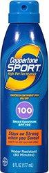 Coppertone Merck Sprt C-Spray Spf100 Sun Care