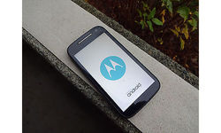Unlocked Motorola Moto E 2nd 8 GB Android Smartphone - Black (XT1527)