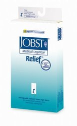 Jobst Relief, Large Full Calf, Beige