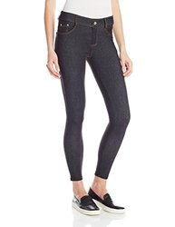 Yelete Lady's Fashion Jegging - Black - Size: Medium/Large