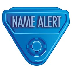 In A Snap Name Alert Band Clasp - Blue - Pack of 250 (WBCLASP-NA2)