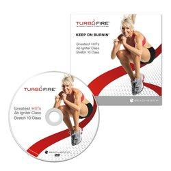 Beachbody TurboFire Keep on Burning Workout DVD