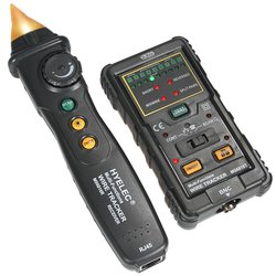 Dr.Meter Hand Held Network Line Tracker for Coaxial Cable Testing