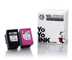 YoYoInk Remanufactured Ink Cartridge Replacement for HP 60XL
