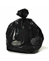 "Plasticplace 100 Case 55-60 Gallon Trash Bags - Black - Size: 38"" x 58"""