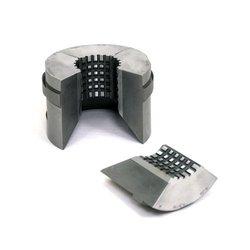 "Hardinge Round S26 Collet Pad - Silver - Size: 1-3/8"" (56130059013750)"