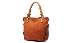 MKF Collection Avlyn Purse Handbag - Brown
