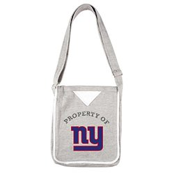 Nfl New York Giants Hoodie Crossbody - 350407-gian-grey-full