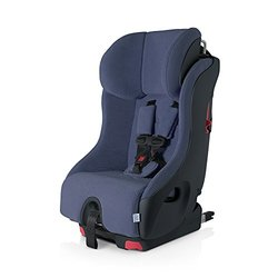 Foonf Convertible Car Seat for Toddlers - Ink (Black) blue