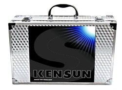 """55w Kensun Hid Xenon Conversion Kit """"all Bulb Sizes And Colors"""" With Digital Ballasts - H11 - 10000k"""