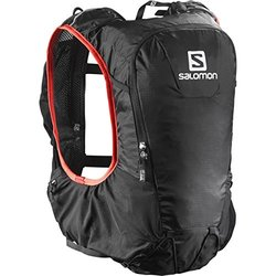 Salomon Advanced Skin Pro 10 Set Hydration Pack - Black/Red