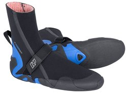NP Surf Mission Round Toe 5mm Wetsuit Water Boot - Black/Blue - Size: 11