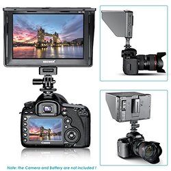 "Neewer Clip-on Portable 7"" Color TFT LCD Monitor"