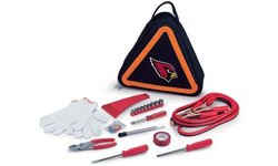 Arizona Cardinals Roadside Emergency Kit (black)
